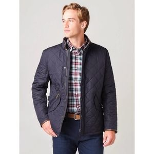 NWT Barbour Powell Quilt Jacket (size XXL)